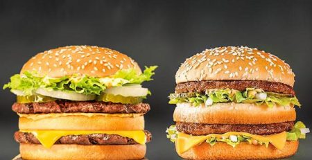 mcdonalds burger king conservantes